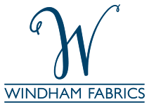 Windham Felt Backed Fabric
