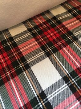 Gingham, Plaid and Tartan