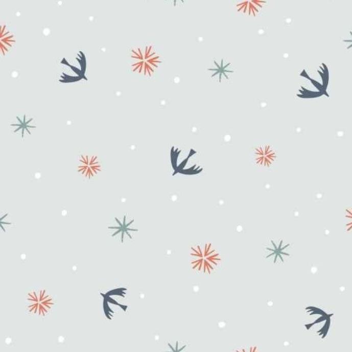 Dashwood Studio - Winterfold - Winter Birds