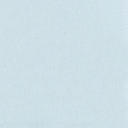 Robert Kaufman Essex Linen - Light Blue