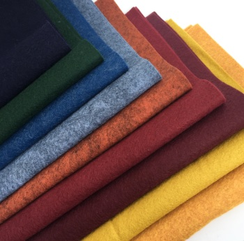 Autumn Favourites - Wool Blend Felt Collection
