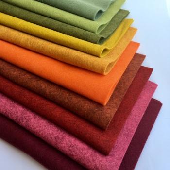 Harvest - Wool Blend Felt Collection