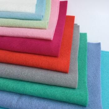 Modern Christmas - Wool Blend Felt Collection