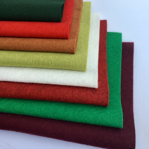 Classic Christmas - Wool Blend Felt Collection