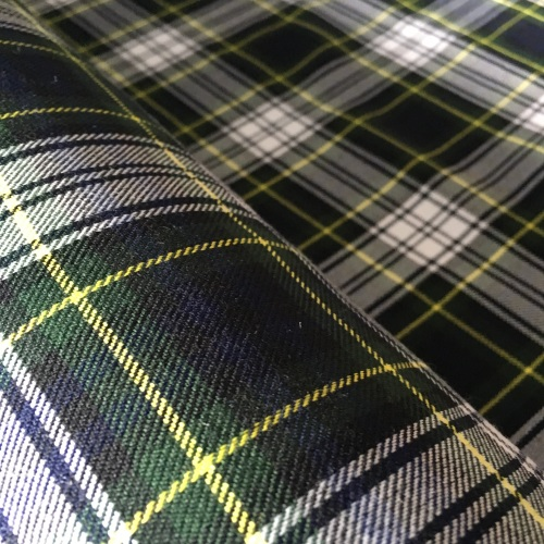 Polyviscose Tartan - Gordon Dress