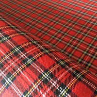 Polyviscose Tartan - Royal Stewart Minature