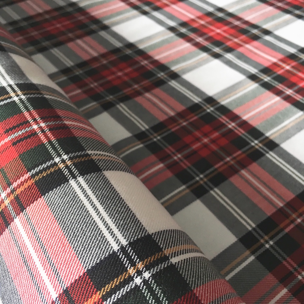 Polyviscose Tartan - Dress Stewart