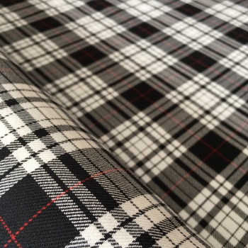 Polyviscose Tartan - Menzies Dress