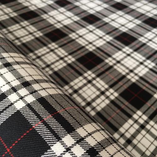 Polyviscose Tartan - Menzies Dress