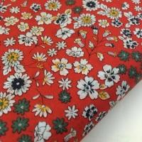 Frou Frou Cotton Lawn - Fleuri 23 Coquelicst