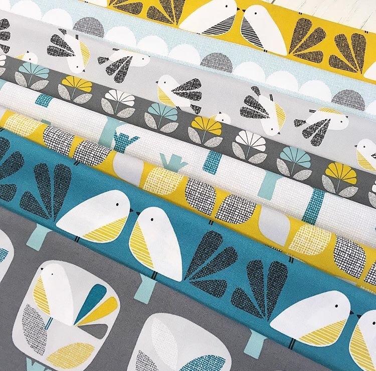 Dashwood Studio - Nesting Birds