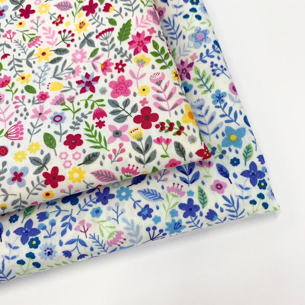 Spring Felt Backed Fabric
