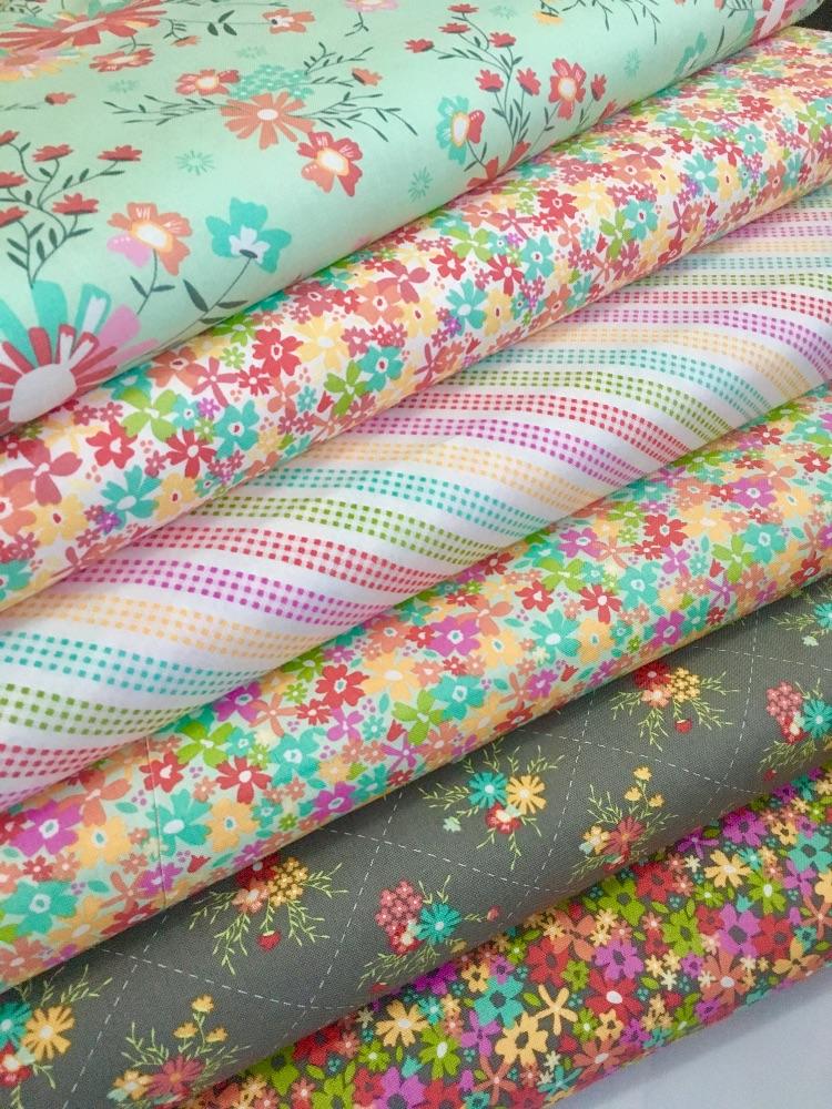 Moda Fabrics - Sunnyside Up!
