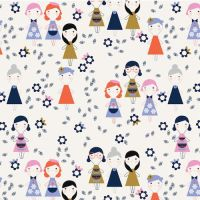 Amelie by Dashwood Studio - Main Girls on White