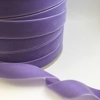 22mm Velvet Ribbon - Violet