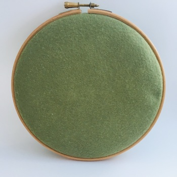 Shady Grove Wool Blend Felt