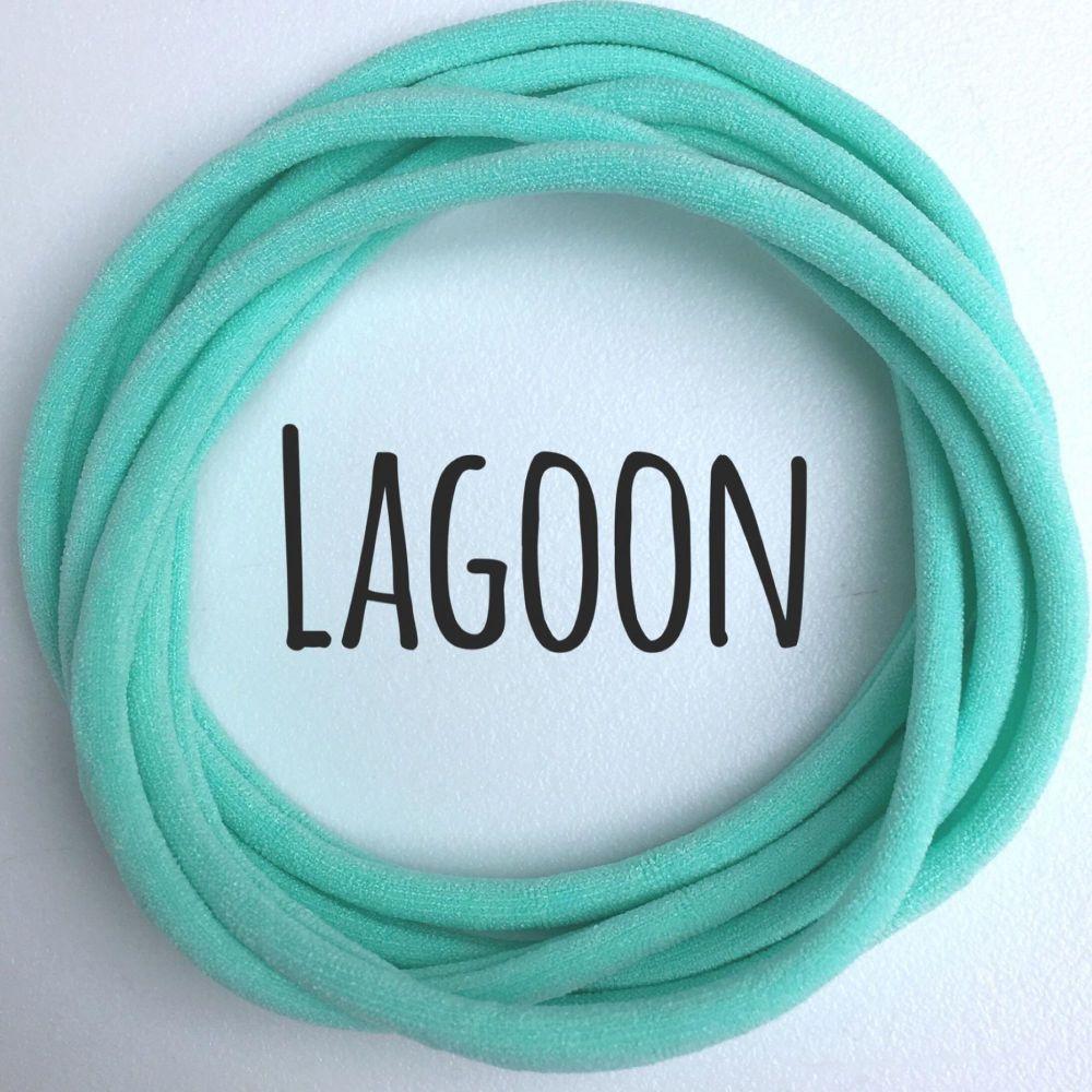 Lagoon Dainties Nylon Headbands