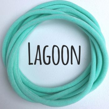 Lagoon Dainties Nylon Headbands