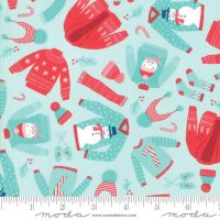 Moda Fabrics - Snow Day - Winterwear Ice