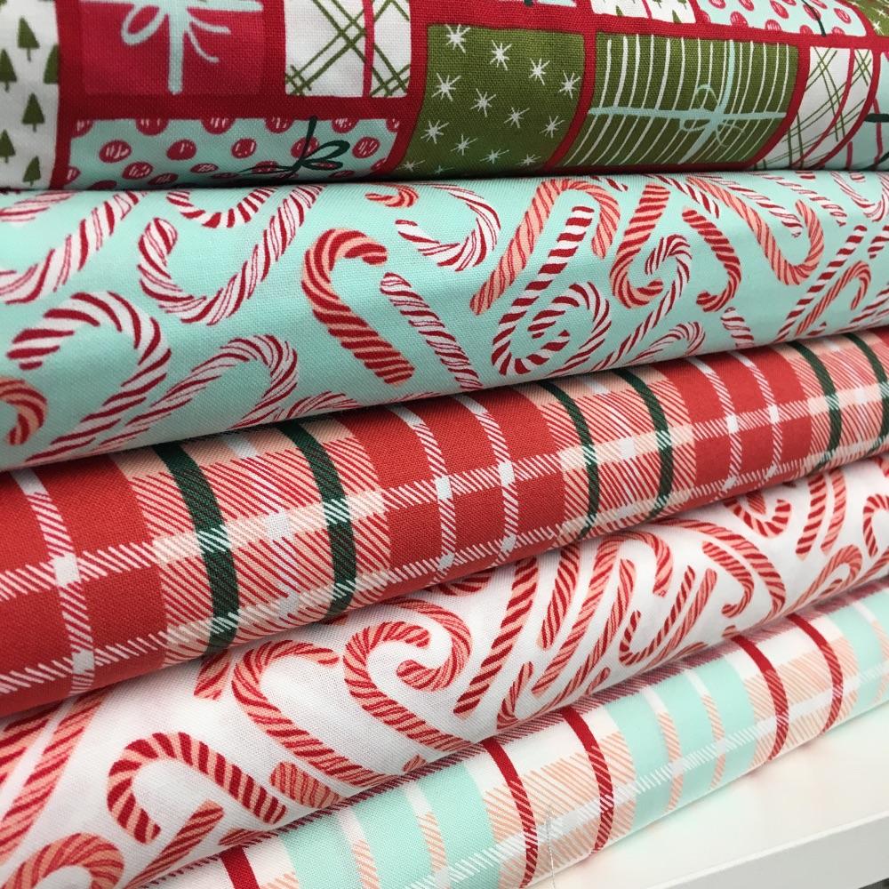 Moda Fabric - To be Jolly