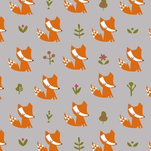 Walk in the Woods by Dashwood Studio - Foxes