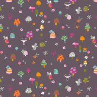 Walk in the Woods by Dashwood Studio - Mice and Toadstools