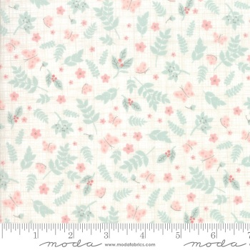 Moda Fabrics Kate and Birdie Paper Co. - Wonder -  Garden Cloud