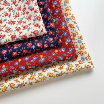 Good Times by Moda Fabrics  - Small Florals- Felt Backed Fabric