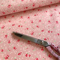 Lovely Flower - Pink Ditsy Floral by Sevenberry