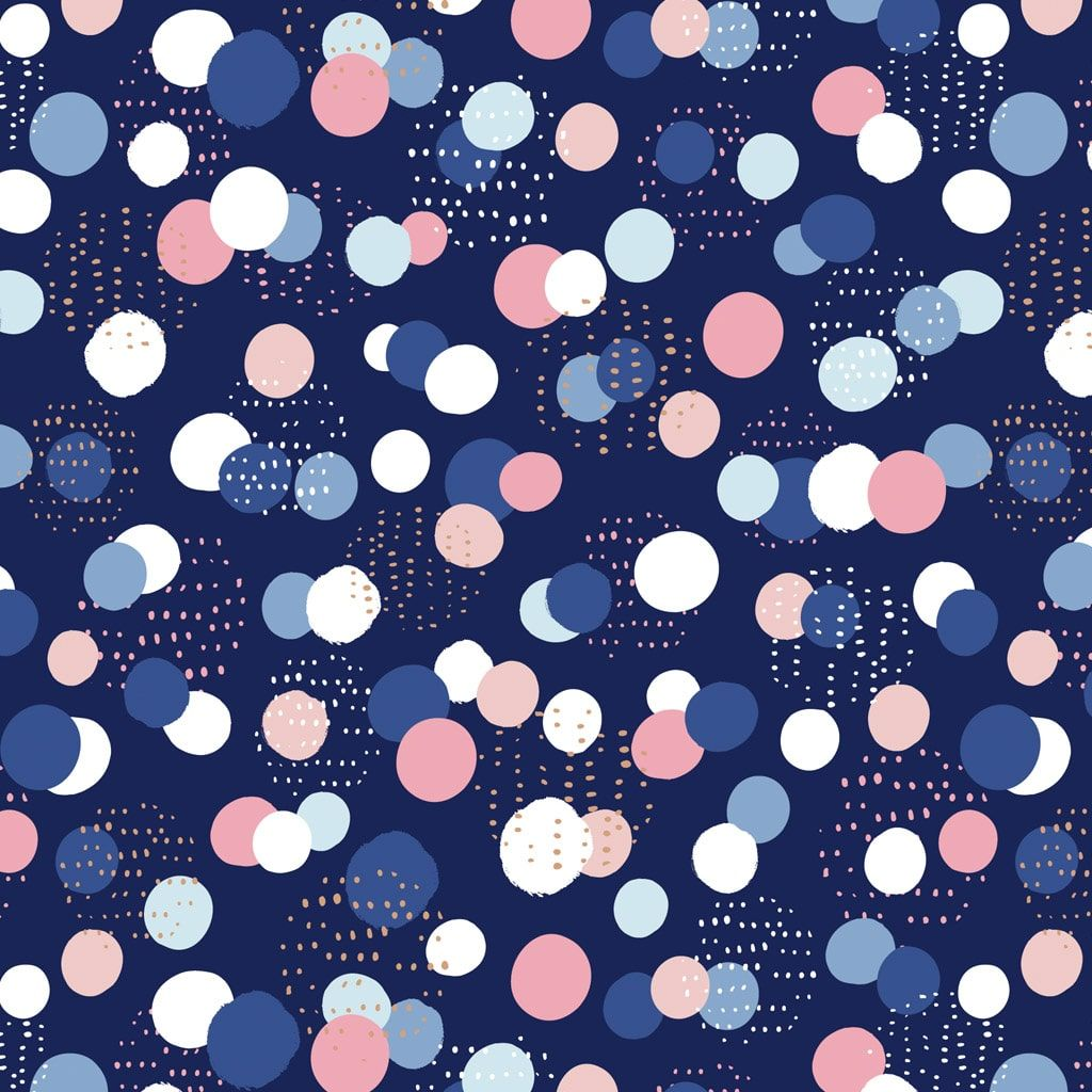 Celeste by Dashwood Studio -  Metallic Dots