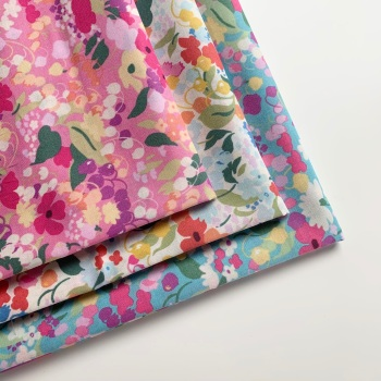Regent Street 2020 by Moda Fabrics  - Floral Chelsea - Felt Backed Fabric