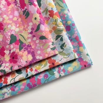 Regent Street 2020 by Moda Fabrics  - Floral Chelsea - Felt Backed Fabric