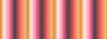 Lewis and Irene -  Rainbows - Rainbow Ochre/Multi Stripes (Digital Print)