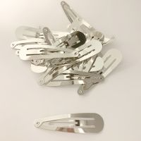 Silver Snap Clip 7cm