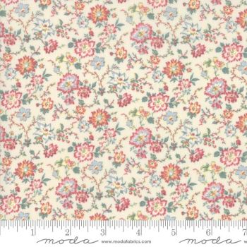 Moda Fabrics - Tres Jolie Lawn by French General - Cream