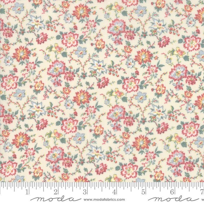 Moda Fabrics - Tres Jolie Lawn by French General - Cream