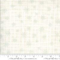 Moda Fabrics Kate and Birdie Paper Co. - Juniper - Snow Flakes