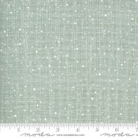 Moda Fabrics Kate and Birdie Paper Co. - Juniper - Frost Dot