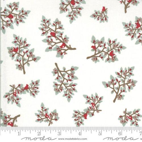 Moda Fabrics Kate and Birdie Paper Co. - Juniper - Robin Branches