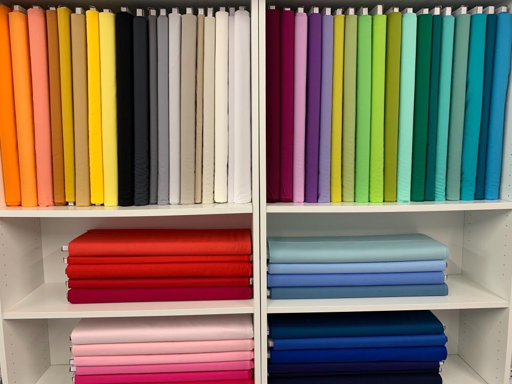 Dashwood Studio - Pop Solids - Fat Quarter Bundle 55 Colours!