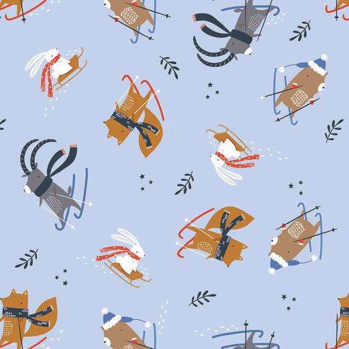 Snow Much Fun by Dashwood Studio -  On the Slopes