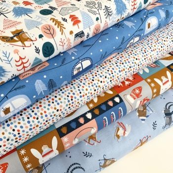 Dashwood Studio- Snow Much Fun - Fat Quarter Bundle