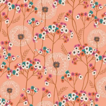 Aviary by Dashwood Studio -  Dandelions Pink