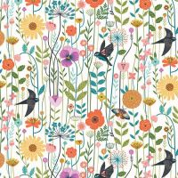 Aviary by Dashwood Studio -  Wild Meadow White