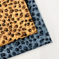 Rose and Hubble - Leopard - Felt Backed Fabric