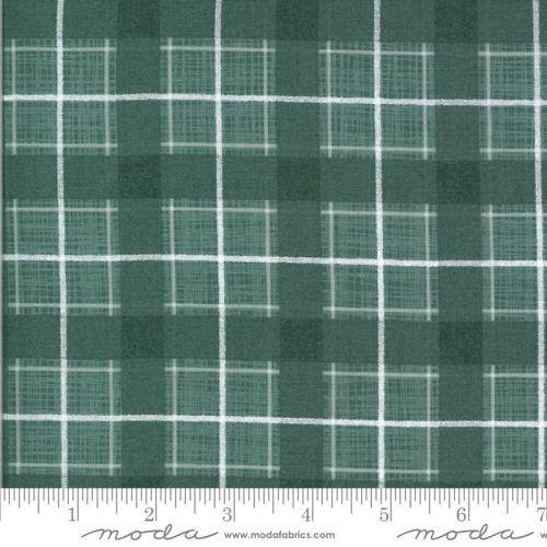 REMNANT 90CM X 110CM Moda Fabrics Kate and Birdie Paper Co. - Juniper - Spr