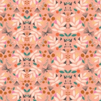 Our Planet - Dashwood Studio - Coral Floral