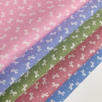 Small Cut Fabric 25cm Bundle - Bows