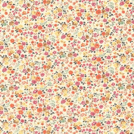 Petite Garden by Sevenberry - Spray Yellow Floral