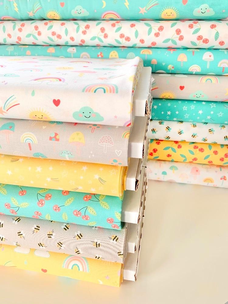 Moda Fabric - Hello Sunshine